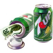 7UP Safe Container
